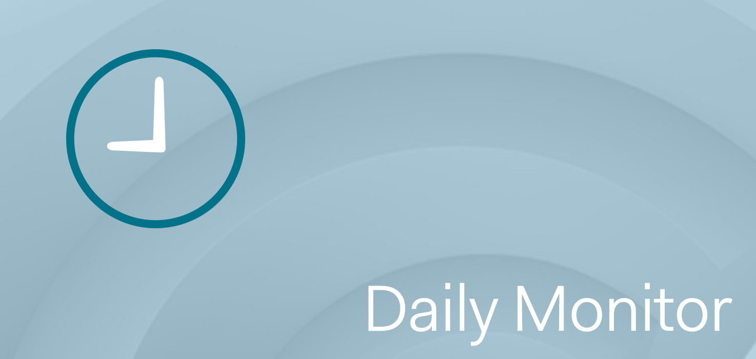 Daily Economic Monitor